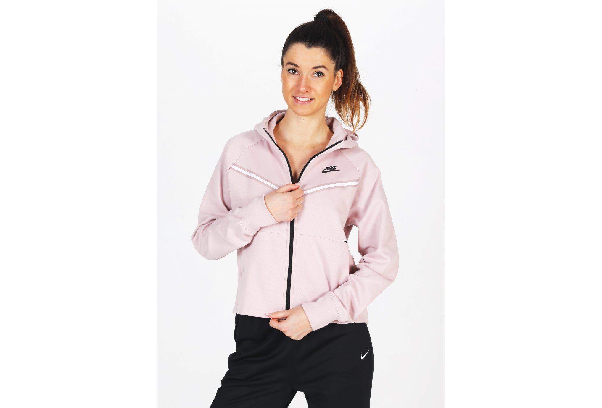 Nike Sportswear Tech Fleece Windrunner W Diététique Vêtements femme