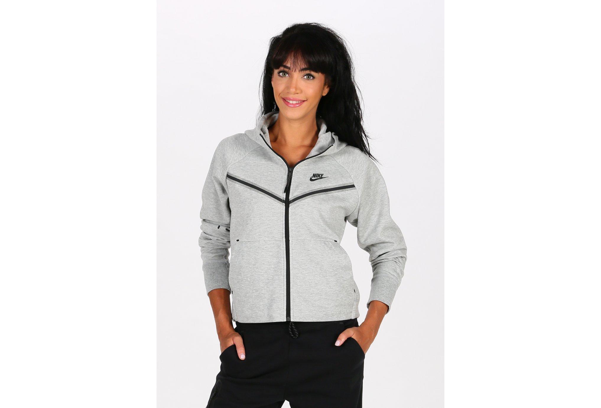 Nike Sportswear Tech Fleece Windrunner W vêtement running femme