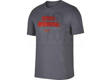 Nike Still running M pas cher - Vêtements homme running Manches ... 47c7e4e4aab