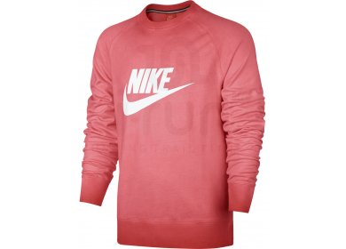 Nike Sweat AW77 Lightweight Solstice Crew M pas cher - Vêtements ... 589b51a94139