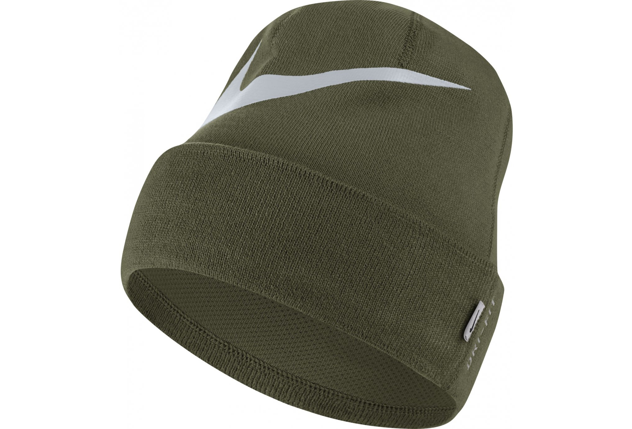Nike Swoosh Cuffed Bonnets / Gants