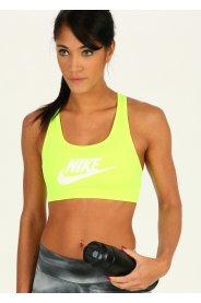 Nike Brassière Shape Swoosh 2.0 pas cher - Vêtements femme running ... f73b16bebf6