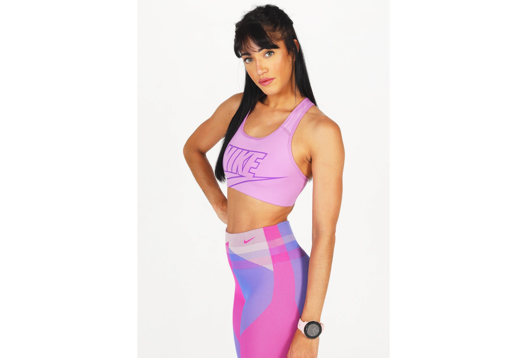 Nike Swoosh Futura vêtement running femme