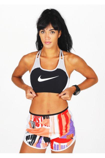 Nike sujetador deportivo Swoosh Logo