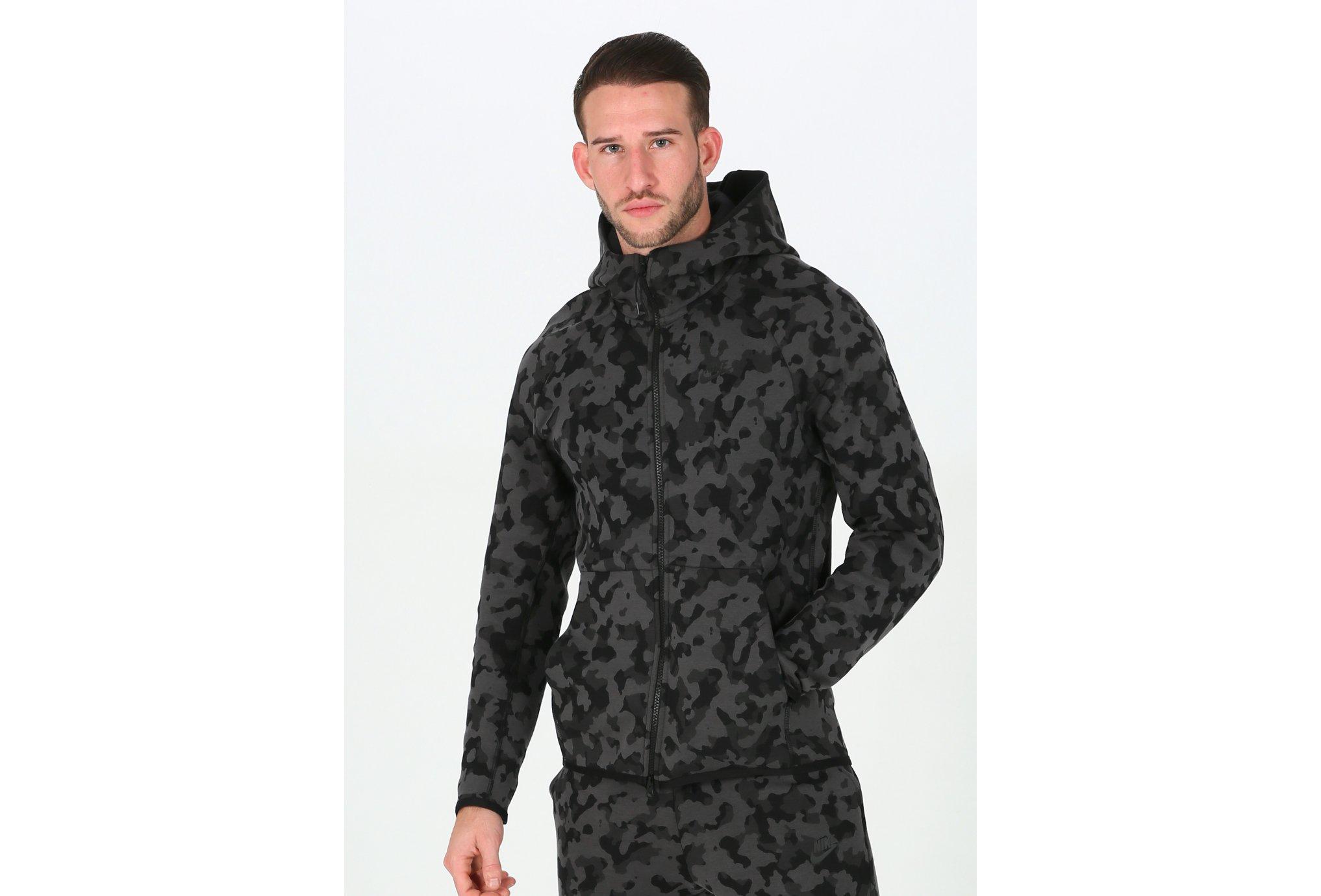 Nike Tech Fleece Hoodie AOP M Diététique Vêtements homme