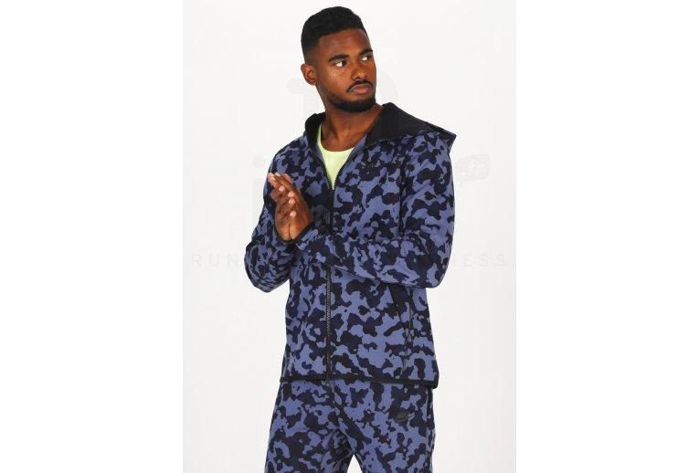 Nike Tech Fleece Hoodie AOP M