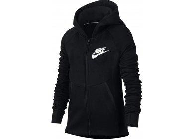super popular 44359 37093 Nike Tech Fleece Hoodie Fille