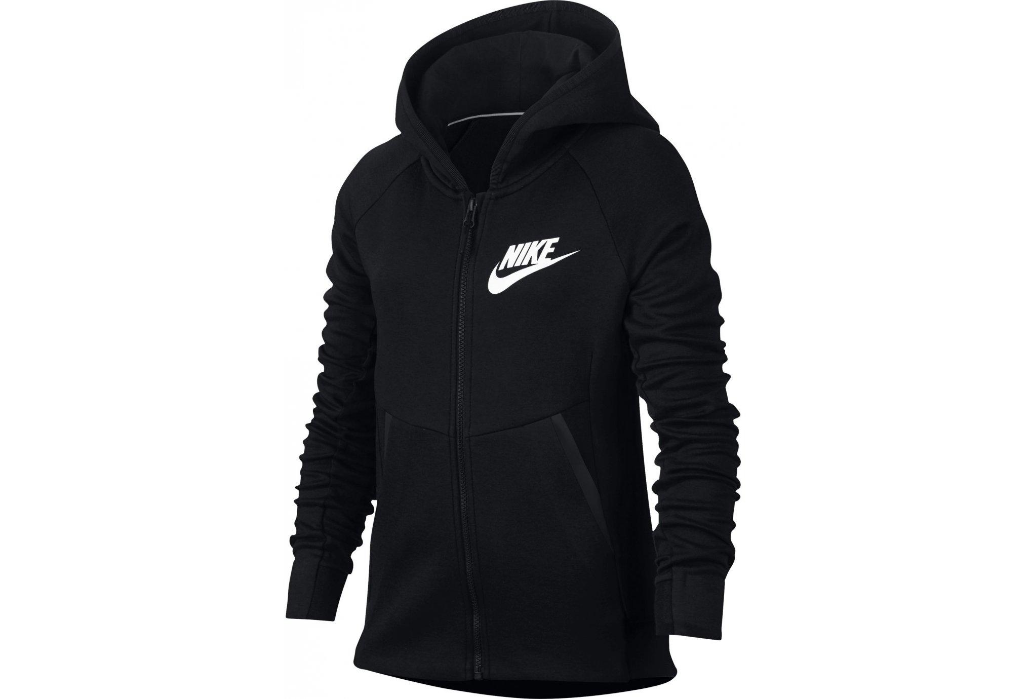 Nike Tech Fleece Hoodie Fille Diététique Vêtements femme