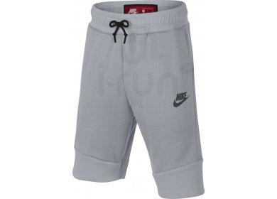 542542302a77 Nike Tech Fleece Junior homme Gris argent pas cher