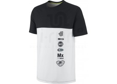 Nike Tee-shirt Air Max Logos M pas cher - Destockage running ... 21c756267b7c