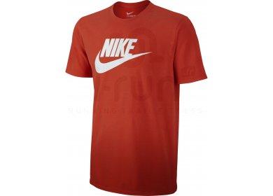 Nike Tee-shirt Solstice Futura M pas cher - Destockage running ... e2207e15a5d1