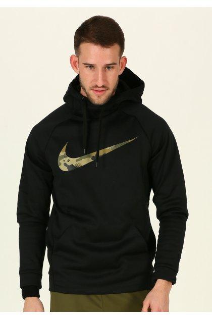 Nike Sudadera Therma Camo