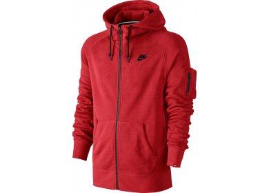 Nike Veste capuche Intentional AW77 M pas cher - Vêtements homme ... 8170d9b4a88d
