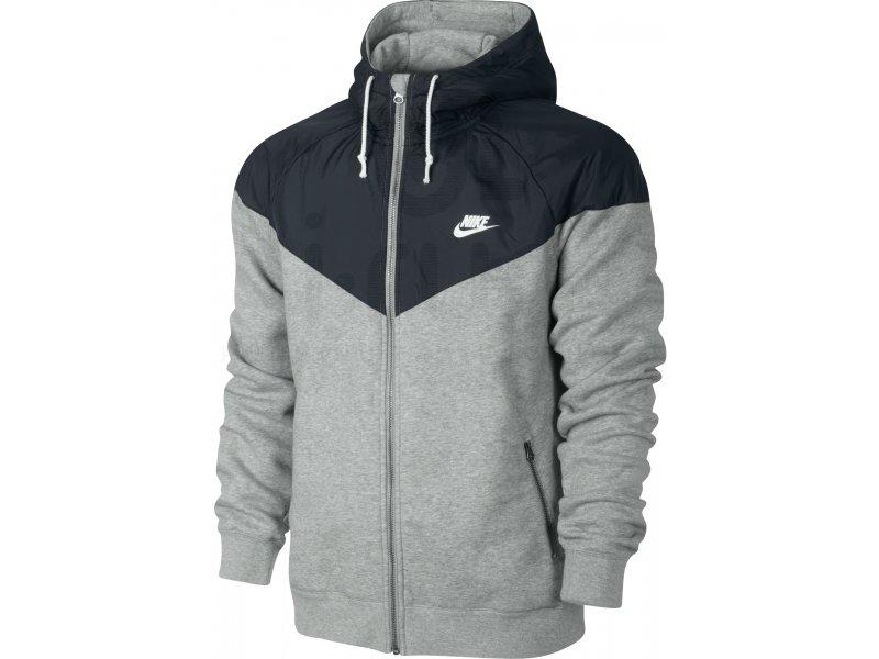 Nike Bonded Windrunner Veste de Sport pour Homme, Homme
