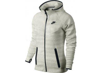 Nike Veste Tech fleece Windrunner W pas cher - Vêtements femme ... c9e11b1205b2
