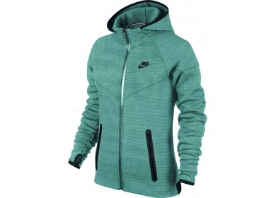 Nike Veste Tech fleece Windrunner W femme