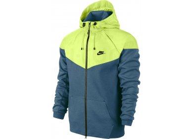 Nike Veste Tech Windrunner M pas cher - Vêtements homme running ... 3567fb5e8943