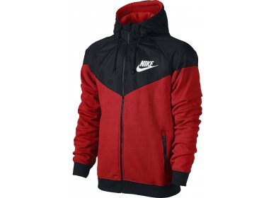 Veste Nike M Fleece Mix Windrunner Ibvm7f6gyY