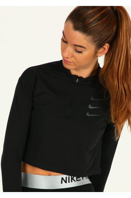 Nike Camiseta manga larga Warm