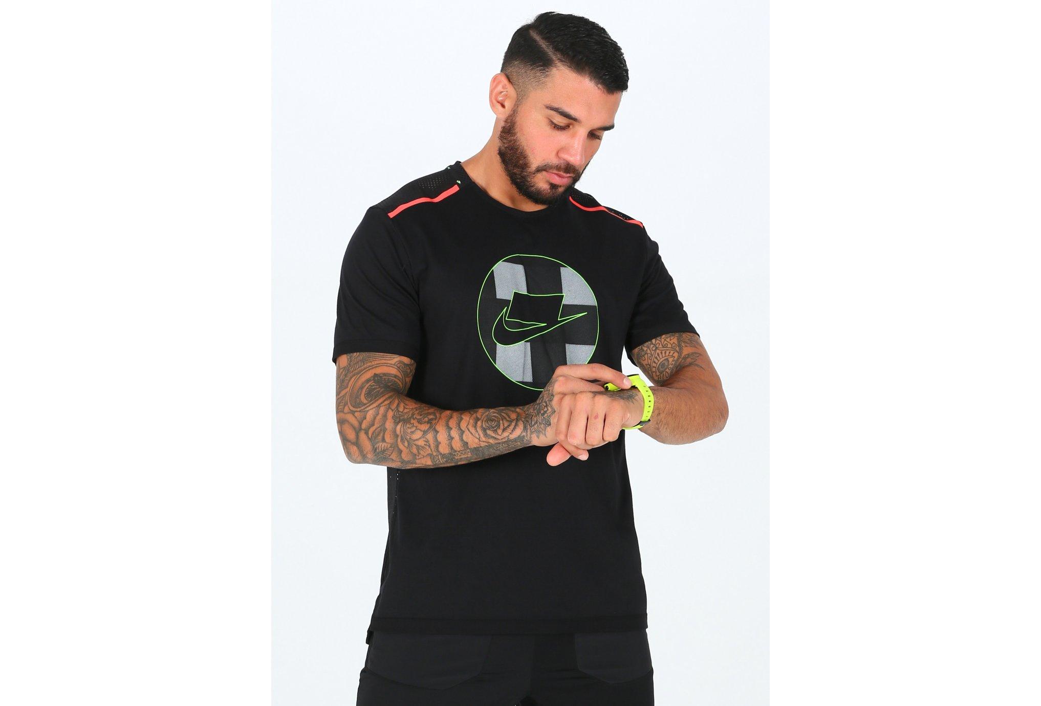Nike Wild Run Mesh M vêtement running homme