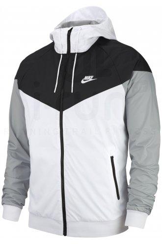 43bff364d0ffc Nike Windrunner M homme Blanc pas cher