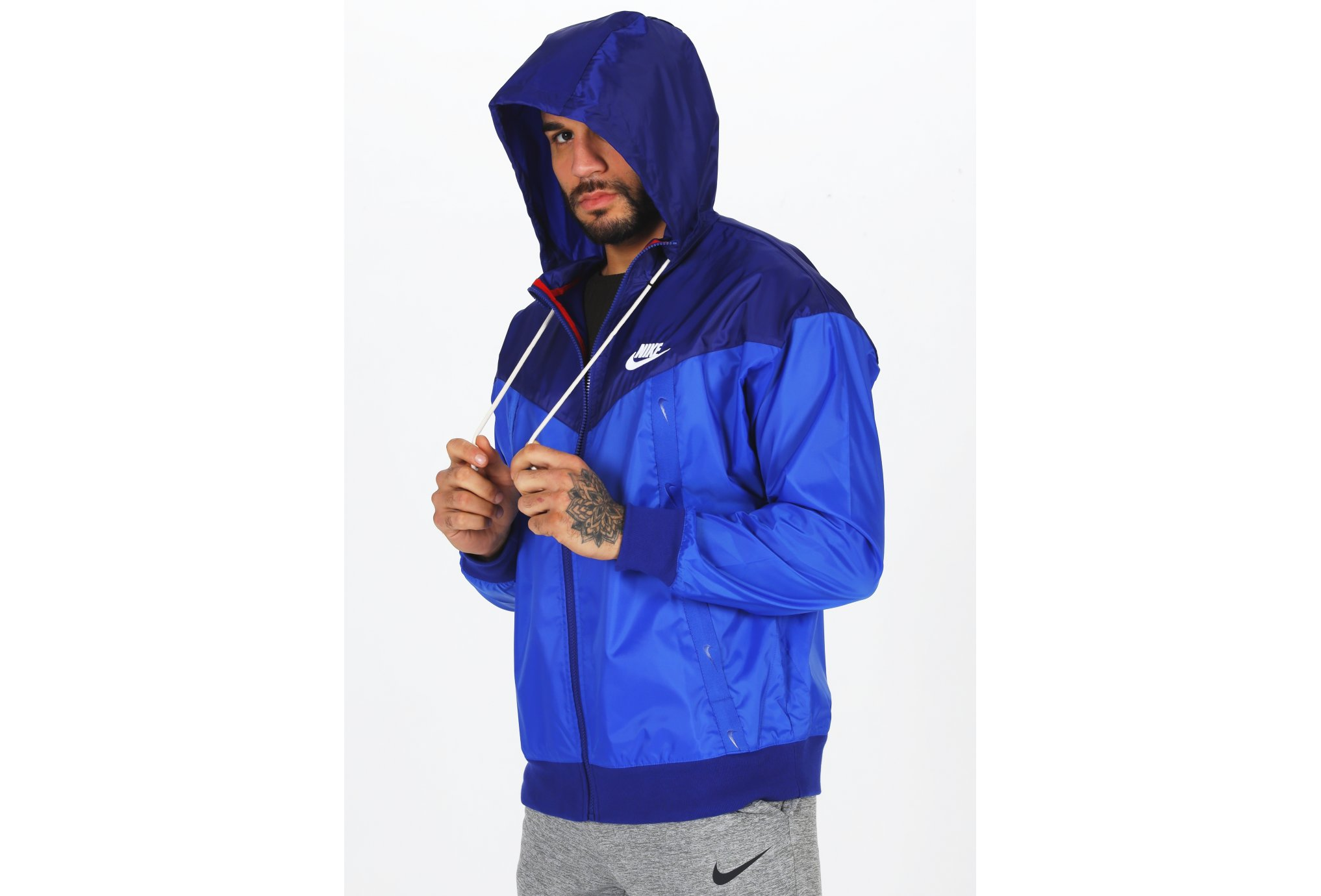 Nike Windrunner Revival M vêtement running homme