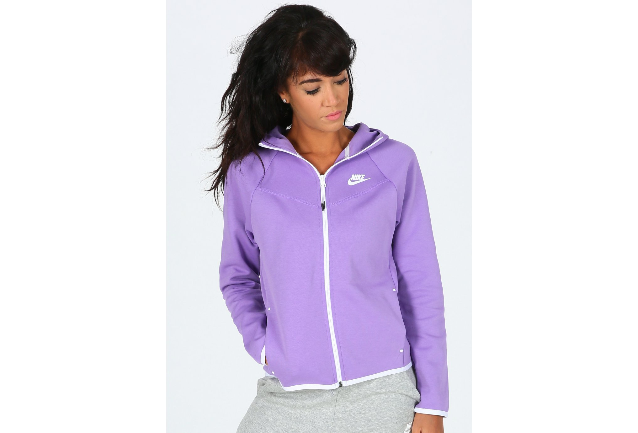 Nike Windrunner Tech Fleece W Diététique Vêtements femme