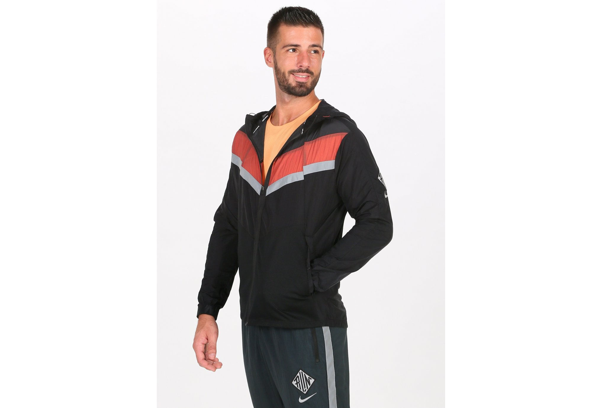 Nike Windrunner Wild Run M vêtement running homme