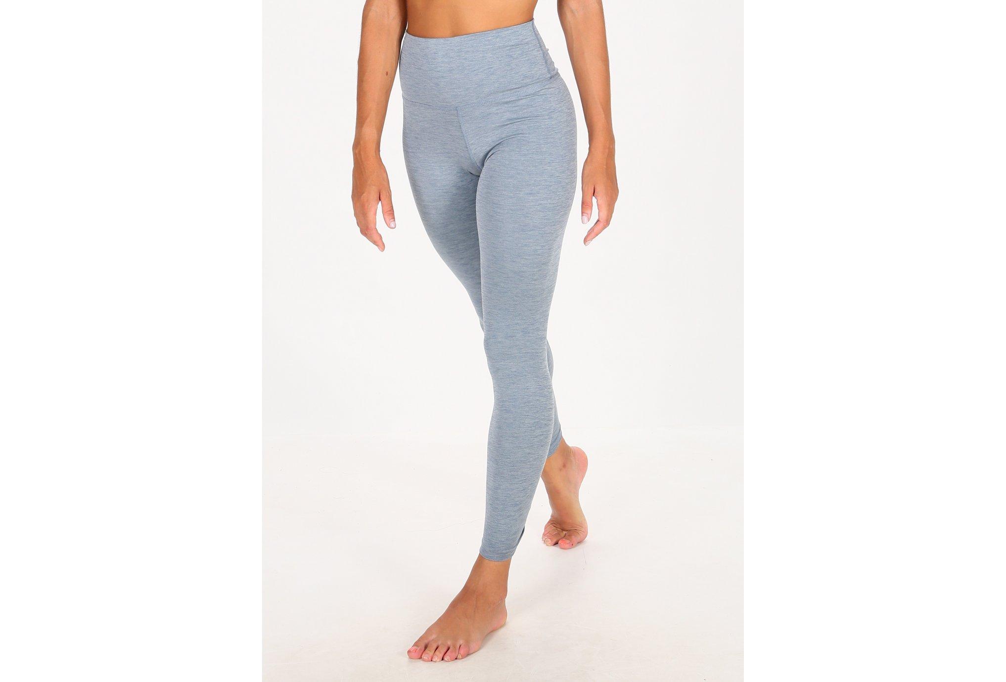 Nike Yoga Ruche 7/8 W vêtement running femme