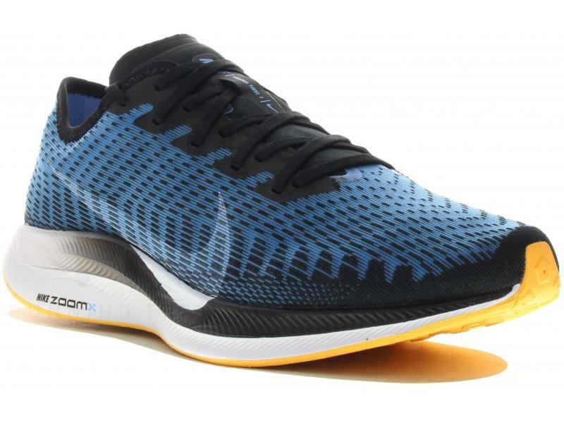 Nike Zoom Pegasus Turbo 2 M homme Bleu pas cher