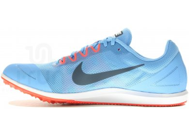 f6bbd7463fa37 Nike Zoom Rival D 10 M homme Bleu pas cher