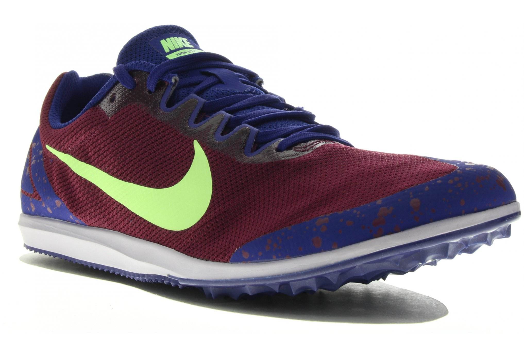 new style feb3f 34c5a Nike Zoom Rival D 10 M Chaussures homme