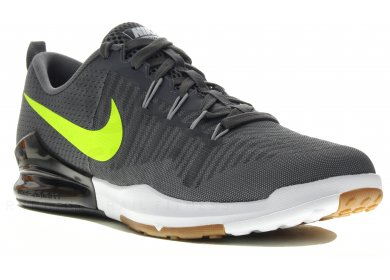 Action Pas Cher Zoom M Grisargent Homme Train Nike 3qL4A5Rj