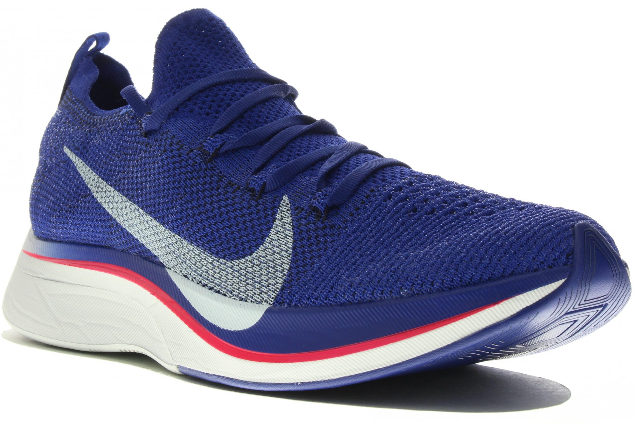 Nike Zoom VaporFly 4% Flyknit Fast Chaussures homme