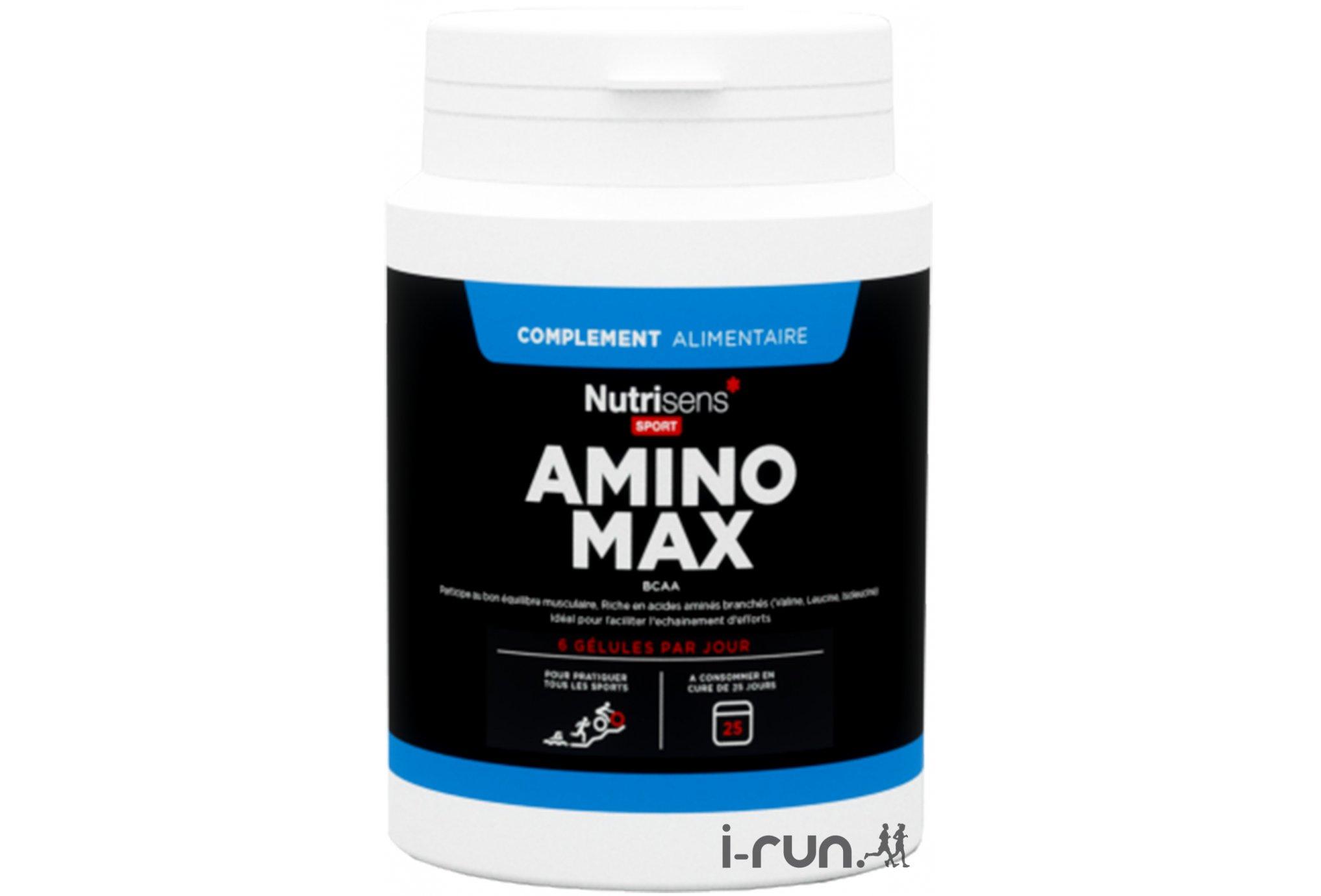 Nutrisens Sport Amino Max Diététique Compléments