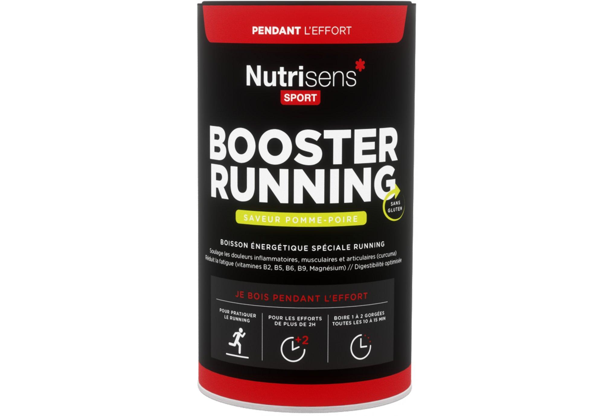 Nutrisens Sport booster running - pomme/poire diététique boissons