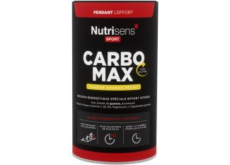 Nutrisens Sport CarboMax - Piña/Melocotón