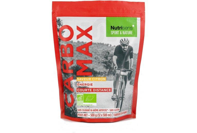 Nutrisens Sport CarboMax Bio - Citron