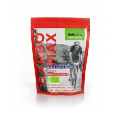 Nutrisens Sport CarboMax Bio - Fruits rouges
