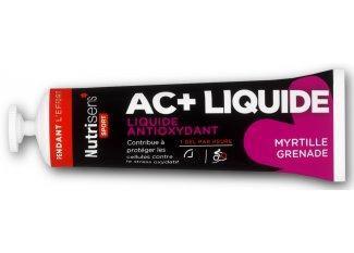 Nutrisens Sport Gel AC+ Antioxidante líquido  - Arándano/Granada
