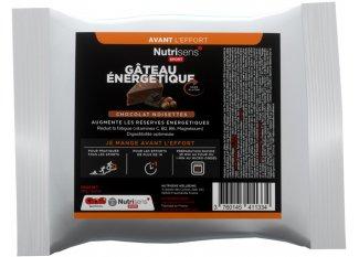 Nutrisens Sport Bolsa energética-Chocolate/avellanas