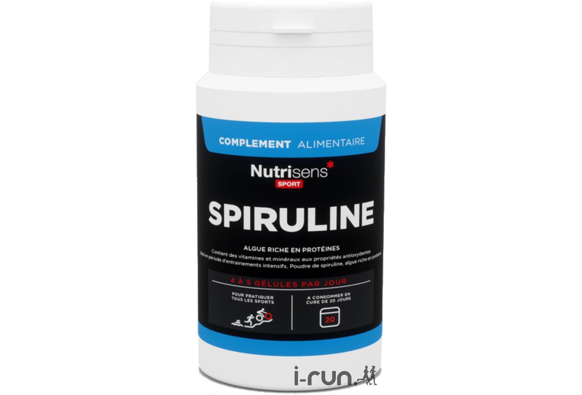 Nutrisens Sport Espirulina Diététique Compléments
