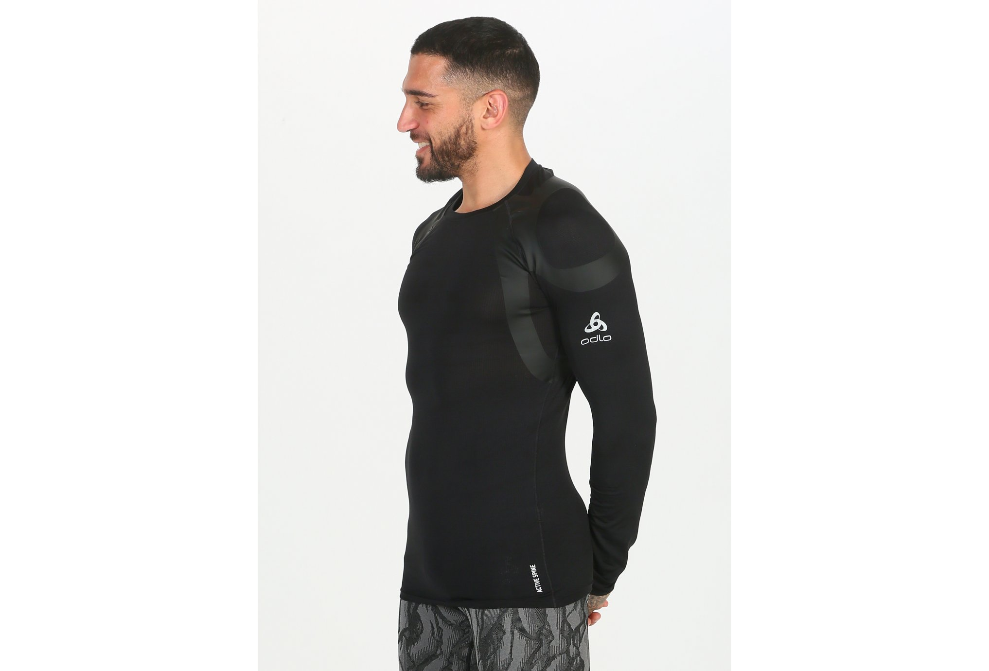 Odlo Active Spine Warm Light M vêtement running homme