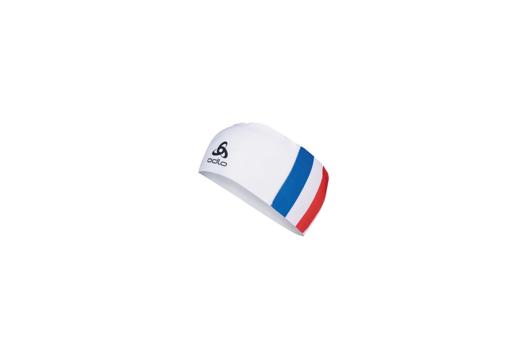 Odlo Bandeau Ski de Fond Competition Fan Casquettes / bandeaux