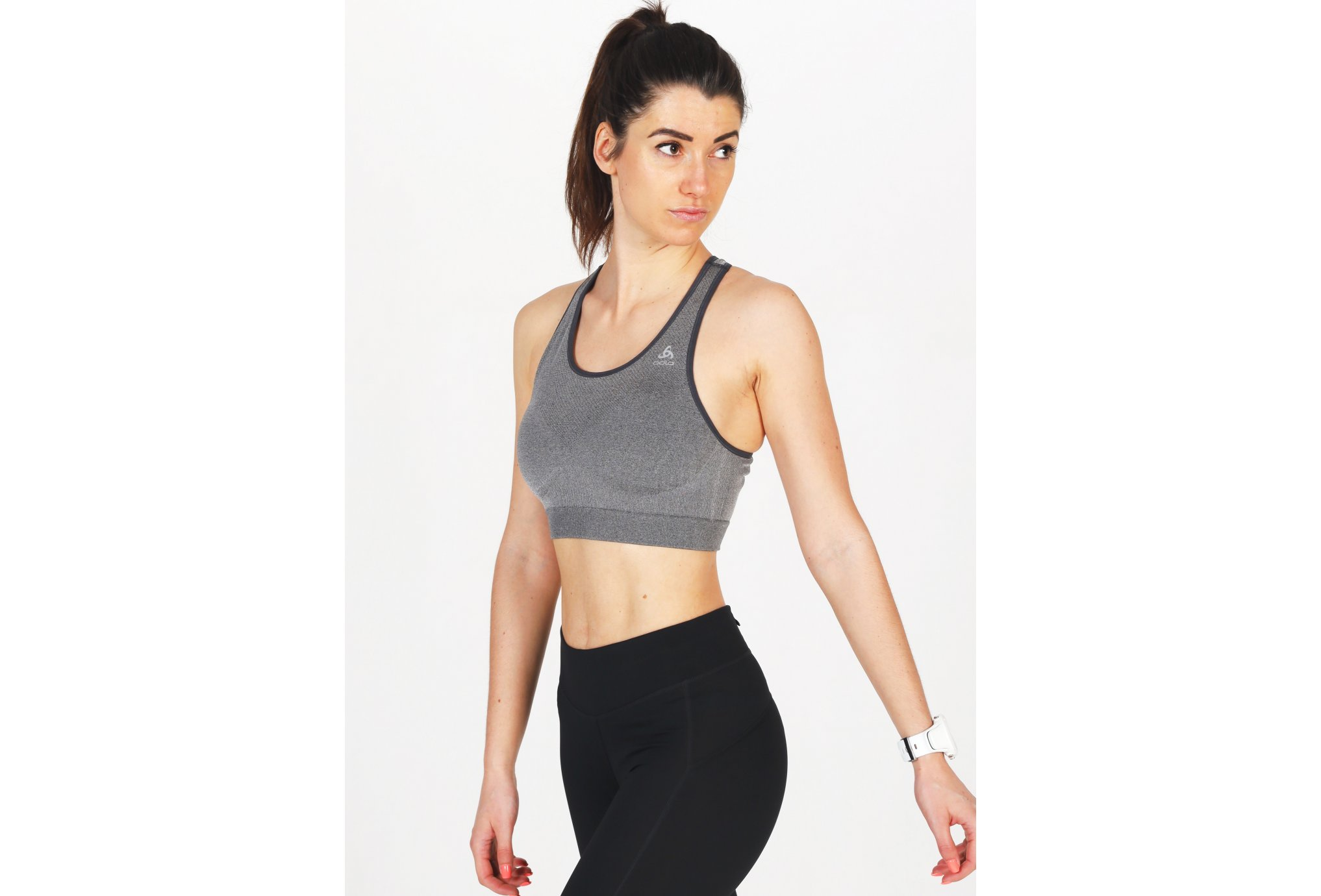 Odlo Ceramicool Seamless Medium vêtement running femme