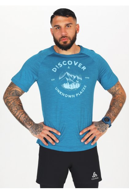 Odlo camiseta manga corta Concord