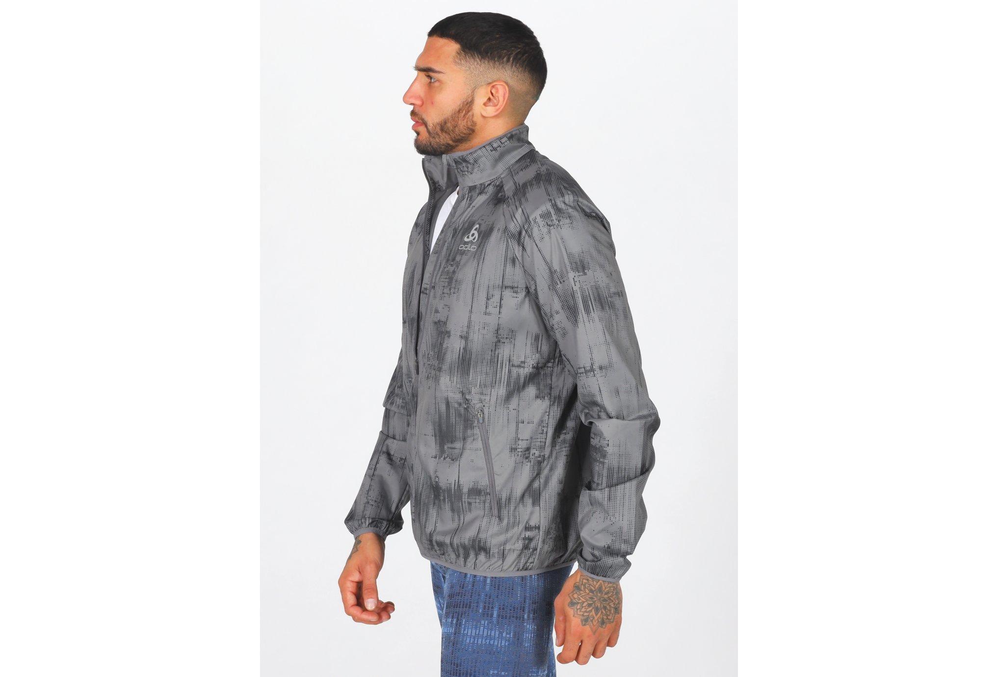 Odlo Element Light Print M vêtement running homme