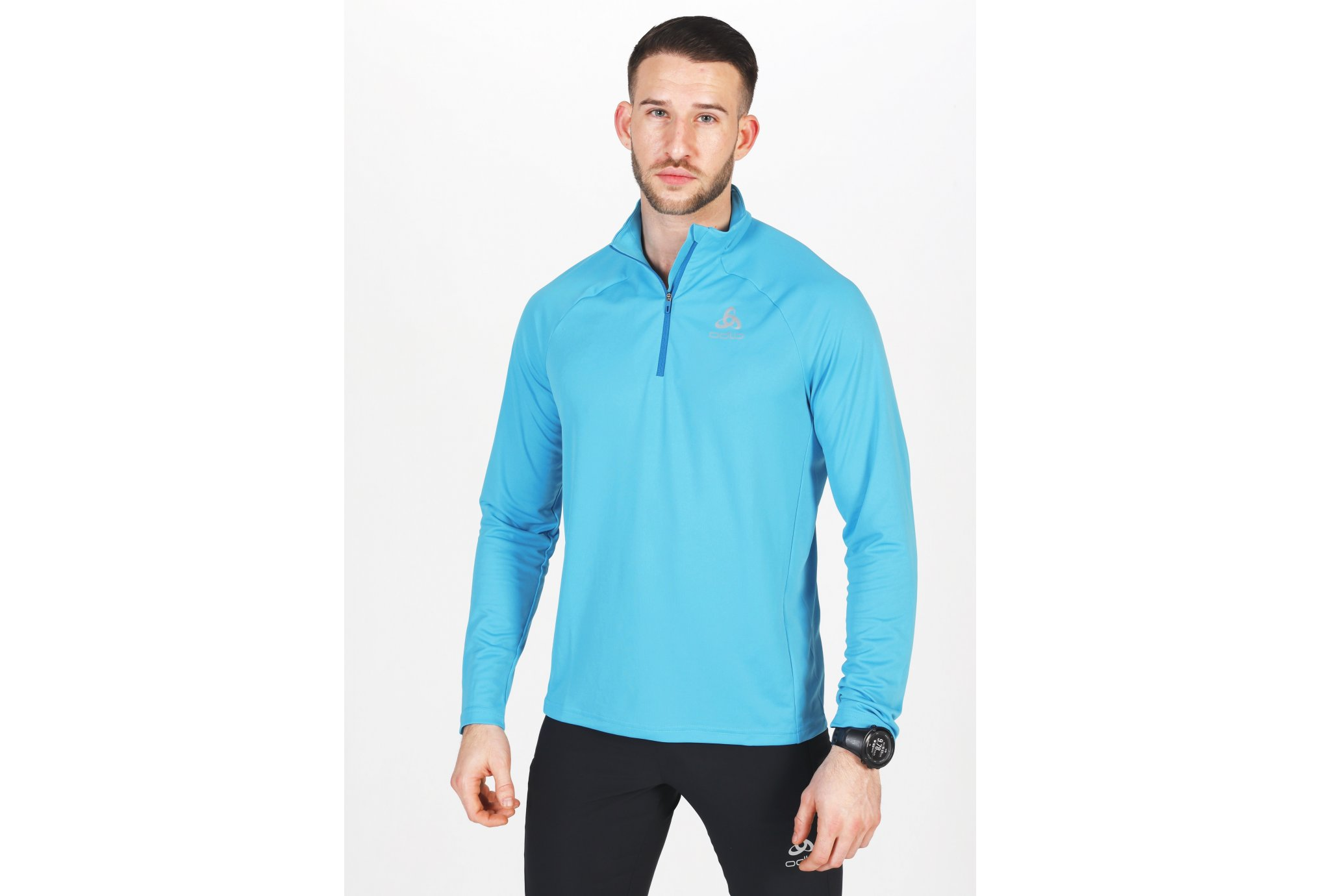Odlo Essential Midlayer ECO M vêtement running homme