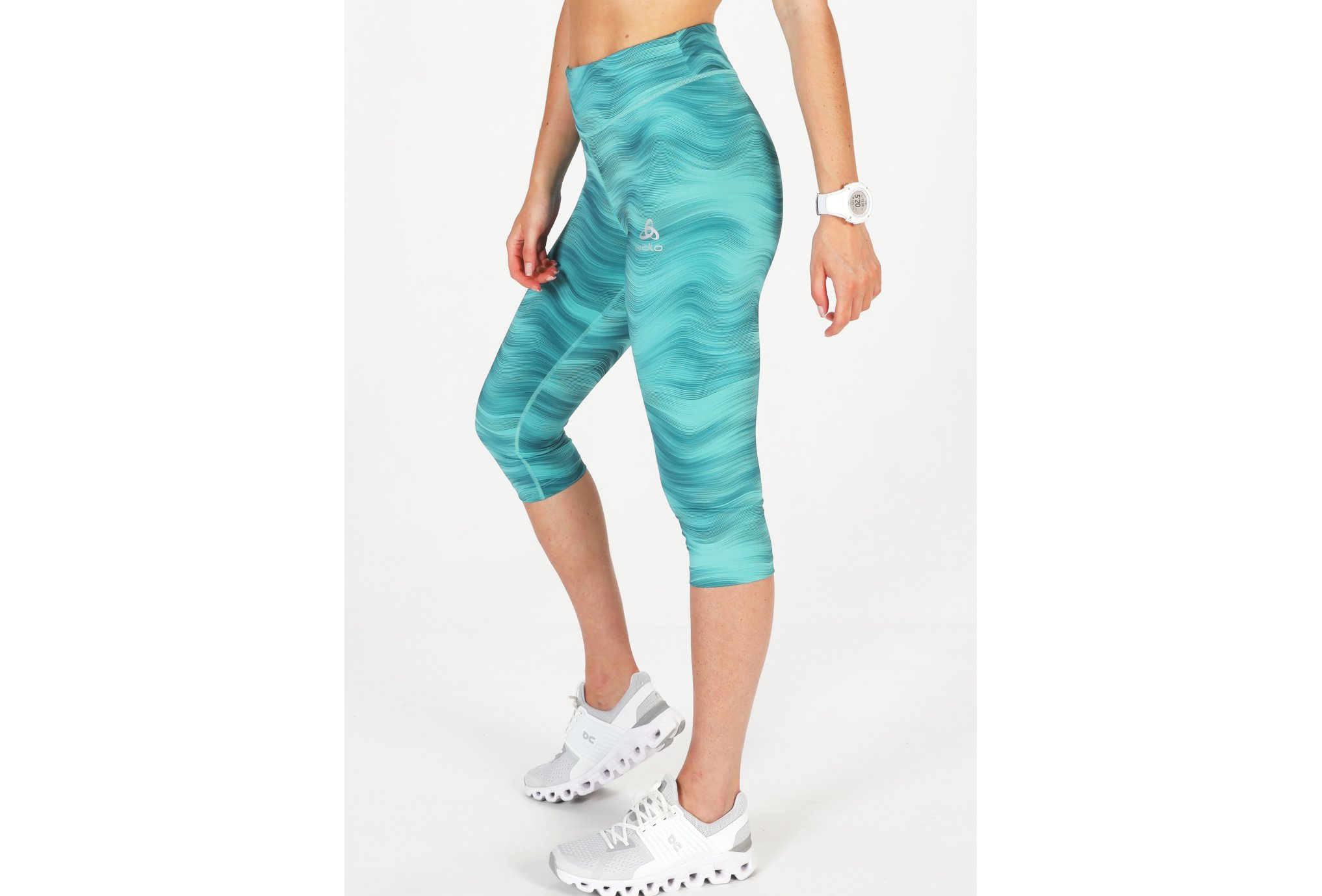 Odlo Essential Soft Print W vêtement running femme