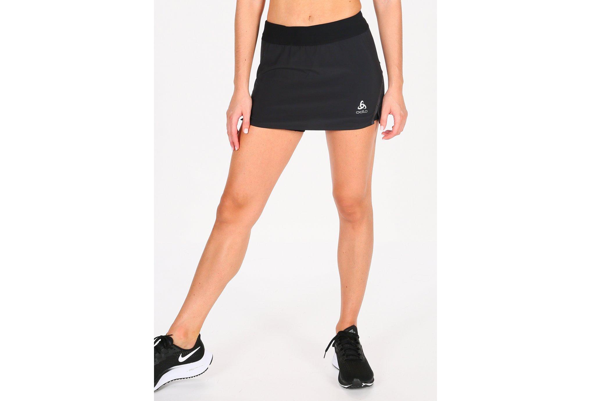 Odlo Jupe Short Samara W vêtement running femme